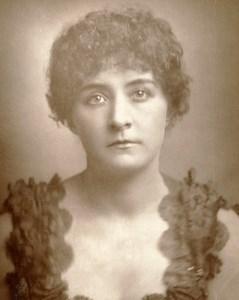 British Theatre Actress Julia Gwynne Old Woodburytype Photo St James 1885