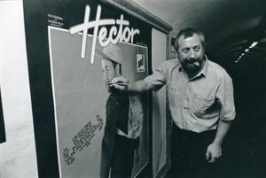 Film Cinema Hector Urbanus Stijn Coninx Humoristic Gerrit Op de Beeck Photo 1988