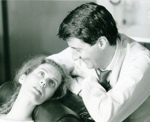 Film Cinema Beyond Therapy Robert Altman Tom Conti Julie Hagerty Old Photo 1987