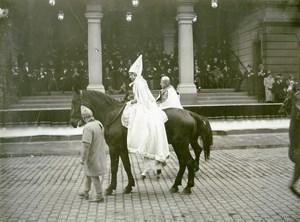 France Lille Historical Parade Clémence de Bourgogne Photo Echo du Nord 1932