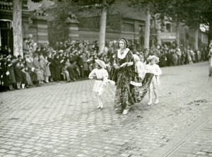 France Lille Great Historical Parade Marie de Luxembourg Photo Echo du Nord 1932