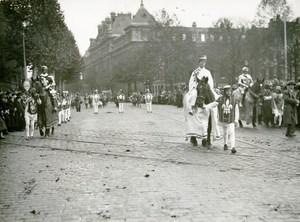 France Lille Great Historical Parade Roi de l'Épinette Photo Echo du Nord 1932