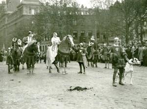 France Lille Great Historical Parade Isabeau de Roubaix Photo Echo du Nord 1932