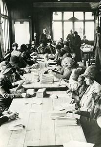 United Kingdom London Election Mary Pickford Electoral Office Press Photo 1930