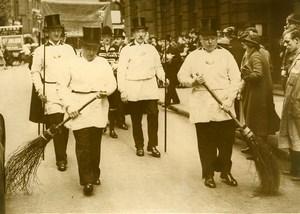 United Kingdom London Worshipful Company of Vintners Procession Press Photo 1938