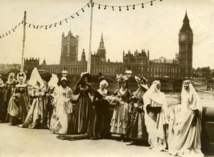 London Fine Arts Students Historic Clothing Exhibition Fashion Press Photo 1949