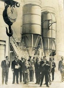 France Malvesi Uranium Mill Opening Old Press Photo 1960