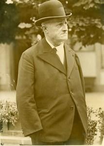 France Medical Radiology Professor Charles Vaillant Death Old Press Photo 1939