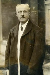 France Sciences Radiology Professor Charles Vaillant Old Manuel Photo 1930's