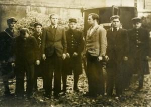 France Saint Omer Criminology Black Market Murder Callevaert Old Photo 1949