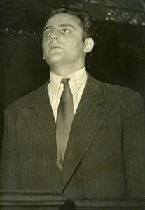 France Paris Criminology Killer David Burday Jacqueline Federowski Photo 1950