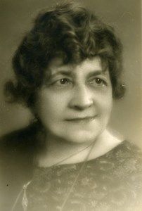 France Augusta Moll Weiss Moral Political Sciences Academy Old Photo 1930
