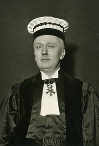 France Albert Buisson President of the Commercial Court Old Photo 1930
