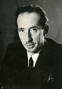 Switzerland Enrico Celio President of Swiss Confederation Old Photo 1948