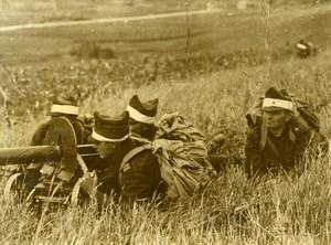 Romania Transylvania Royal Military Maneuvers Erdély Old Photo 1934