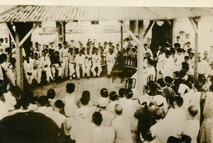 Philippines Revolt of the Lepers Mr Varella Public Health Old Photo 1936
