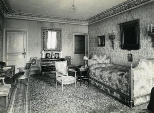 Paris Hotel Particulier Bedroom Rue de Presbourg Brunei Embassy Old Photo 1900