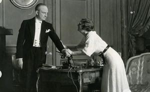 France Theater Cette Nuit La with M Soria et Debucourt Old Manuel Photo 1933