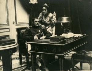 France Theater Napoleon Henri Rollau Jeanne Boitel Old Photo 1938