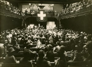 Switzerland Geneva Feminist Congress Old Photo Jullien 1930's