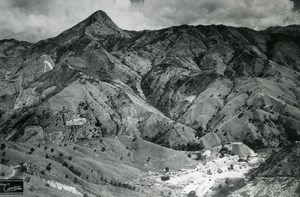 Colombia Gold Mine Mountains Old Photo Carvajal 1960