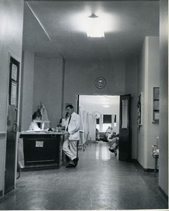 Philadelphia General Hospital Old Inquirer Photo Edward Freeman 1970
