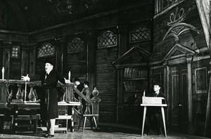 USA New York City Opera The Dybbuk by David Tamkin Old Photo 1951