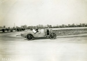 France GP de Provence Miramas Pilote Duller voiture Talbot ancienne Photo Rol 1925