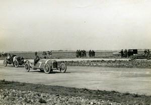 France GP de Provence Miramas Casellini sur Majola & Boisson sur Lalane ancienne Photo Rol 1925