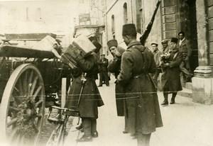 France Avignon Tirailleurs Algeriens Illegal Weapons Cache Old Photo 1936