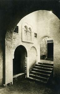 France Paris Colonial Fair Tunisia Souks Valensi Architect Old Photo 1931