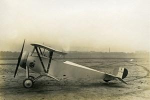 France WWI Avion Nieuport 17 ? N1799 Avion de Reconnaissance Aviation Militaire ancienne Photo 1916