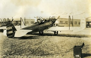 Chicago Cameraman Motors Aviation Service & Transport Command-Aire Photo 1925