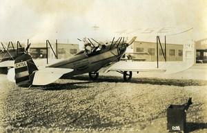 Chicago Cameraman Motors Aviation Service & Transport Command-Aire Photo 1925