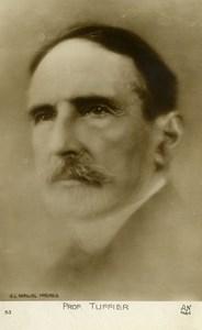 France Professeur Tuffier Portrait Real Photo Postcard Manuel & Noyer 1920