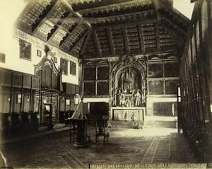 Spain Toledo Convent Convento San Juan de la Penitencia Old Photo Alguacil 1870