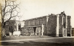 United Kingdom Bolton Abbey & Studley 2 Old Photos Francis Frith 1870