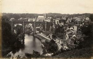 United Kingdom Rievaulx Abbey & Knaresborough 2 Old Photos Francis Frith 1870