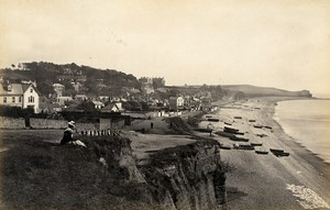 United Kingdom Budleigh Salterton Saltash Bridge 2 Old Photos Francis Frith 1870