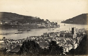 United Kingdom Dartmouth & Teignmouth 2 Old Photos Francis Frith 1870
