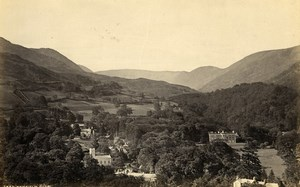 United Kingdom Fairfield Rydal & Kirkstone Pass Cumbria 2 Old Photos Frith 1870
