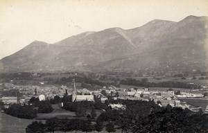 United Kingdom Dungeon Ghyll Langdale & Keswick Skiddaw 2 Old Photos Frith 1870