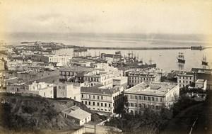 Algeria Algiers Belgium Brussels Stock Exchange 2 Old Photos Francis Frith 1870