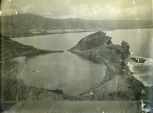 Portugal Azores Sao Miguel Panorama from Vila Franca do Campo Photo Raposo 1890