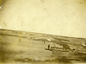 Syria Djezireh Al-Hasakah French Militairy Mandate Aviation Amateur Photo 1929