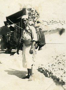 Syria Djezireh Al-Hasakah French Militairy Mandate Vendor Old Amateur Photo 1929