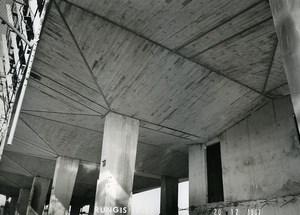 France Rungis International Market Construction Old Photo Lepicier 1967 SK3