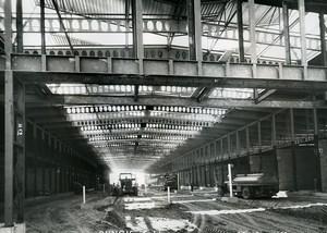 France Rungis International Market Construction Old Photo Lepicier 1967 OD8