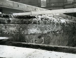 France Paris Theatre du Rond Point Palais de Glace Old Photo Lepicier 1964 BA4
