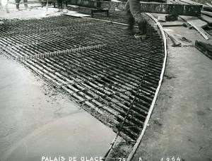 France Paris Theatre du Rond Point Palais de Glace Old Photo Lepicier 1964 CF1